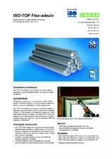 Adezivi de inalta calitate, etansatori si adezivi plasto-elastici ISO Chemie