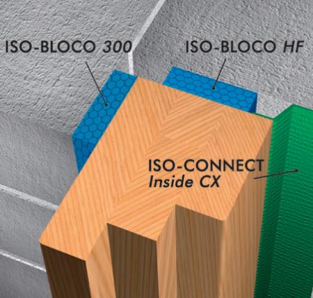 Benzi si folii de etansare pentru tamplarie ISO Chemie - Poza 3