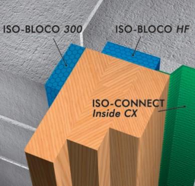Executie, montaj Benzi si folii de etansare pentru tamplarie ISO Chemie - Poza 3
