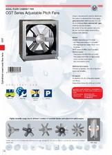 Ventilatoare axiale pentru tubulatura Soler & Palau