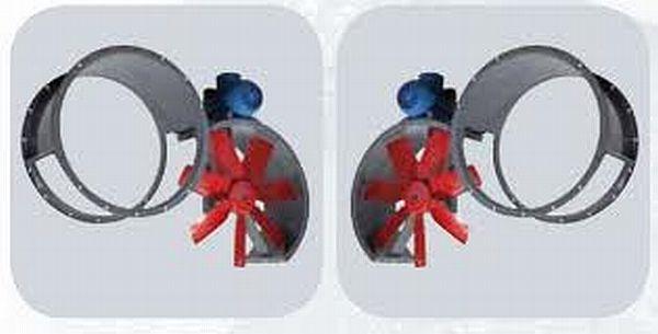 Ventilatoare axiale pentru tubulatura TTT Soler & Palau - Poza 3