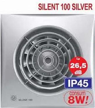 Ventilatoare domestice pentru baie Silent Soler & Palau - Poza 5