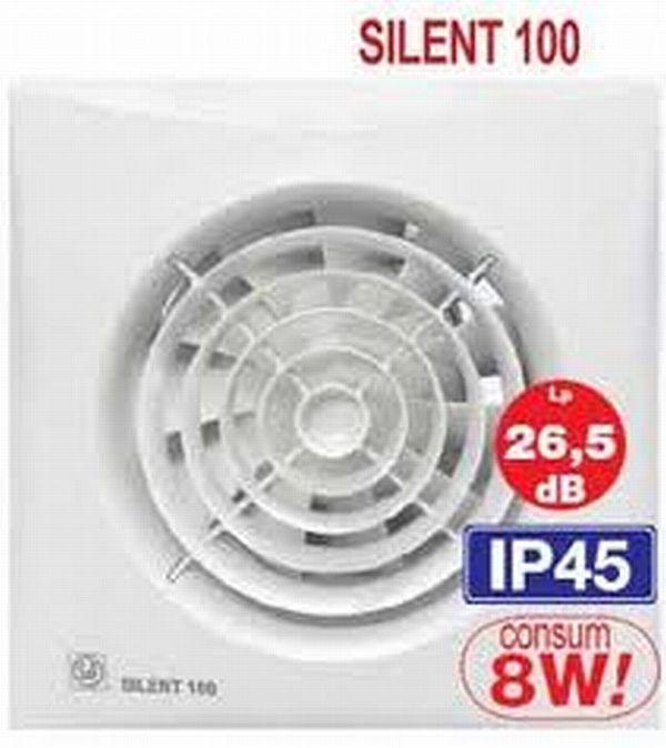 Ventilatoare domestice pentru baie Silent Soler & Palau - Poza 6