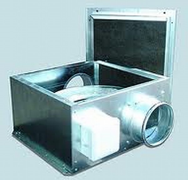 Ventilatoare in cabinet acustic - CAB-PLUS Soler & Palau - Poza 2