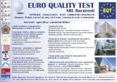 Servicii specifice constructiilor EURO QUALITY TEST