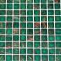 Mozaic sticla cu insertii aurii TM0076 Top mosaic - Poza 2