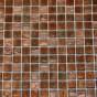 Mozaic sticla cu insertii aurii TM0077 Top mosaic - Poza 3