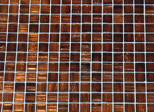 Mozaic sticla cu insertii aurii TM0078 Top mosaic - Poza 4