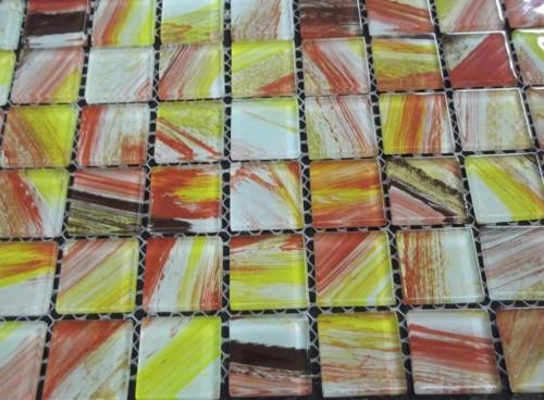 Mozaic sticlă cristal TM0267 Top mosaic - Poza 28