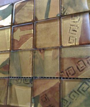 Mozaic sticlă cristal TM0270 Top mosaic - Poza 31