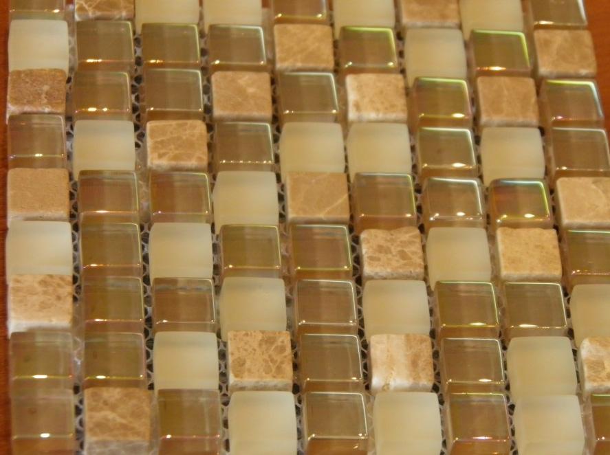 Mozaic sticlă și piatră TM0137 Top mosaic - Poza 36