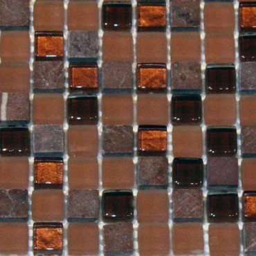 Mozaic sticlă şi piatră TM0056 Top mosaic - Poza 41