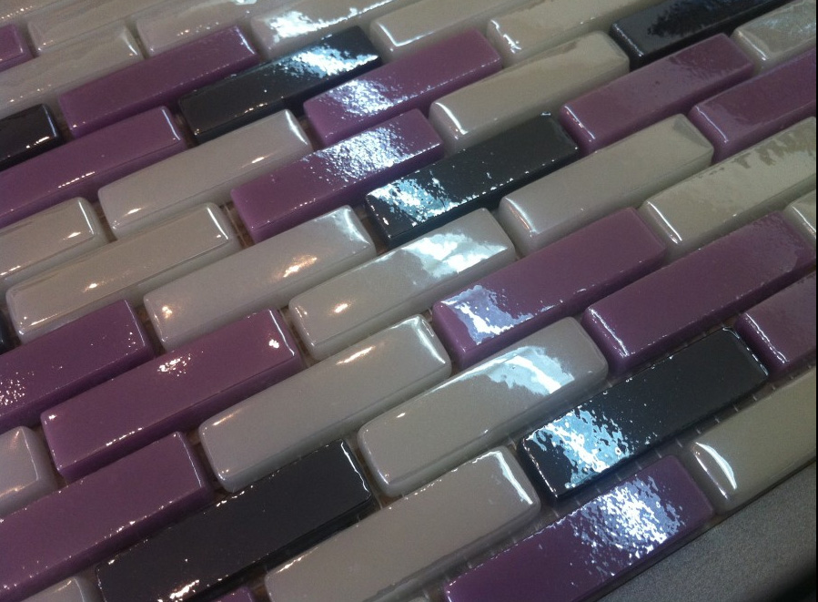 Mozaic sticla brickwall TMG0041 Top mosaic - Poza 2