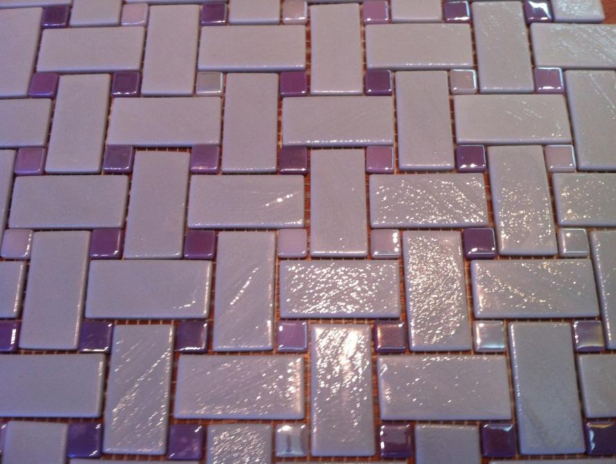 Mozaic sticla lucioasa si cu textura speciala TM0153 Top mosaic - Poza 3