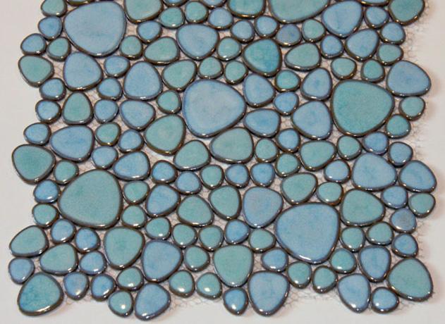 Mozaic ceramica Pebbles TM0005 Top mosaic - Poza 2