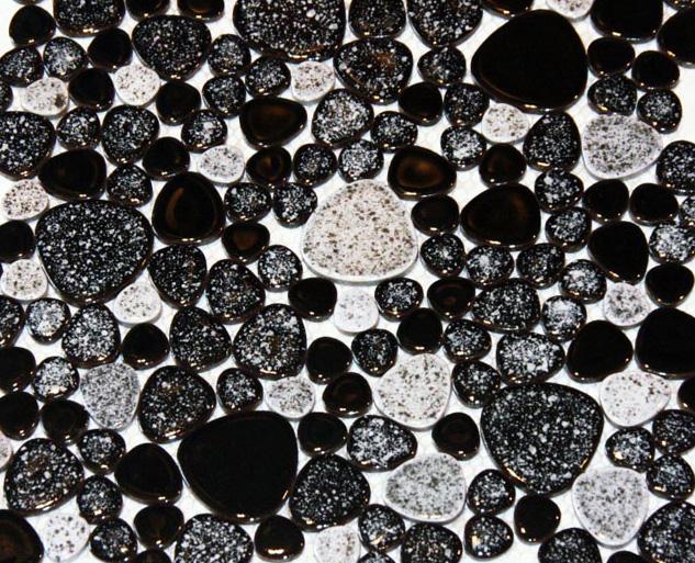 Mozaic ceramica Pebbles TM0006 Top mosaic - Poza 3