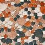 Mozaic ceramica Pebbles TM0008 Top mosaic - Poza 5