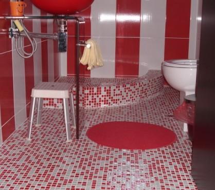 Mozaic  baie 1 Top mosaic - Poza 1