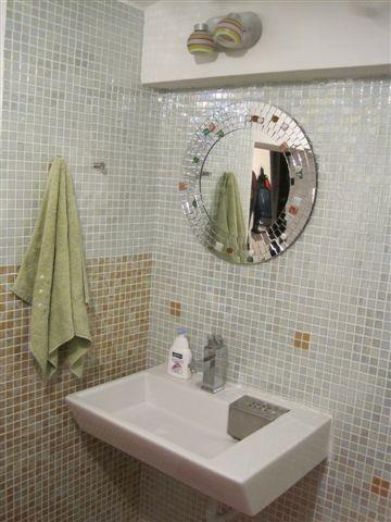 Mozaic  baie 3 Top mosaic - Poza 1