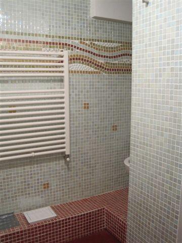 Mozaic  baie 3 Top mosaic - Poza 2