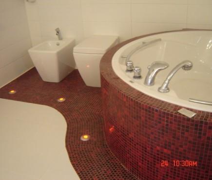 Mozaic  baie 3 Top mosaic - Poza 6