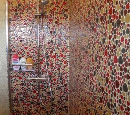 Mozaic baie 5 Top mosaic - Poza 19