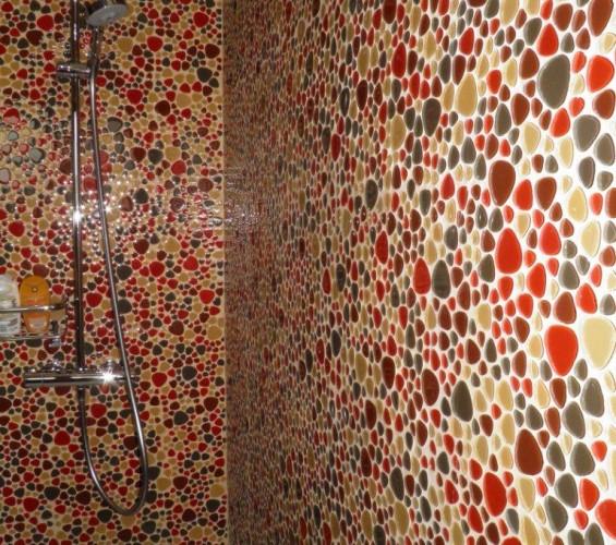 Mozaic baie 5 Top mosaic - Poza 20