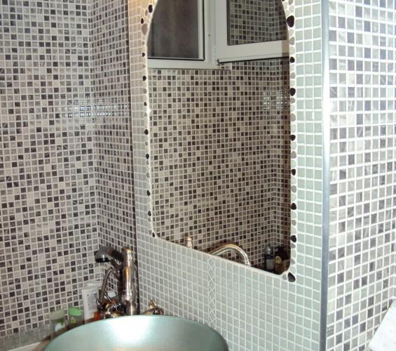 Mozaic baie 8 Top mosaic - Poza 2