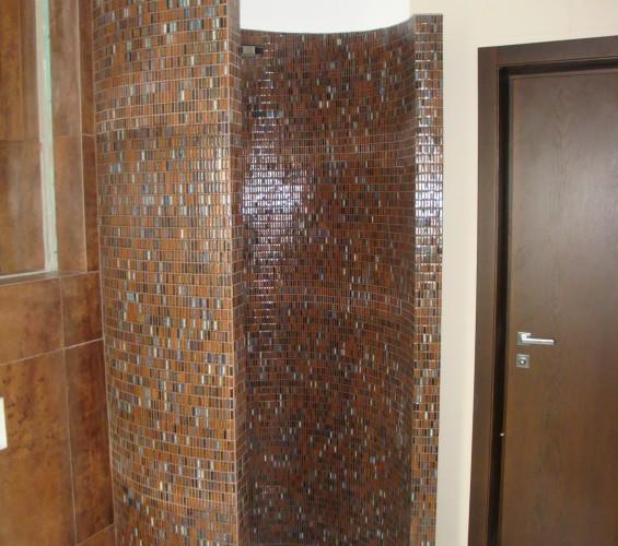Mozaic baie 18 Top mosaic - Poza 1