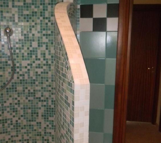 Mozaic baie 21 Top mosaic - Poza 4