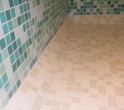 Mozaic baie 21 Top mosaic - Poza 7