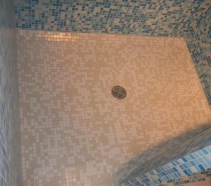 Mozaic baie 21 Top mosaic - Poza 12