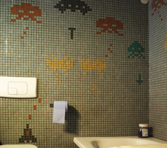 Mozaic baie 26 Top mosaic - Poza 1