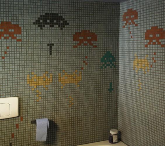 Mozaic baie 26 Top mosaic - Poza 5