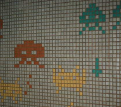 Mozaic baie 26 Top mosaic - Poza 6