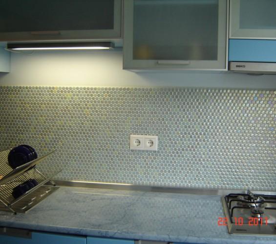 Mozaic bucatarie 8  Top mosaic - Poza 2