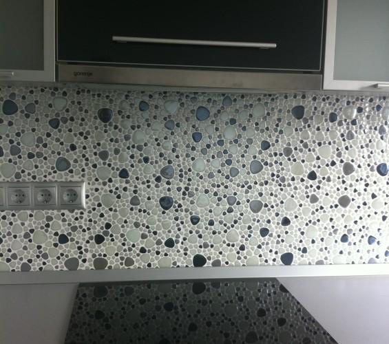 Mozaic bucatarie 12 Top mosaic - Poza 1