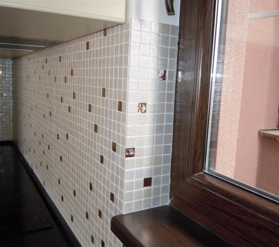 Mozaic bucatarie 14 Top mosaic - Poza 6