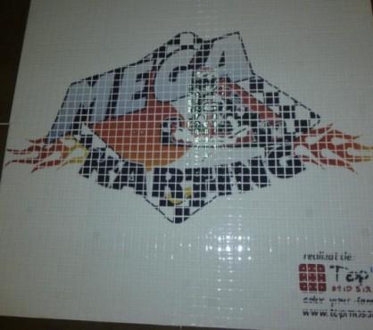 Afi Palace Cotroceni Mall - Bucuresti Top mosaic - Poza 6