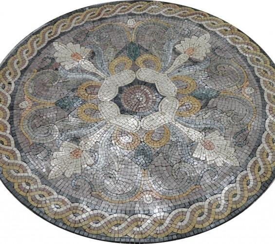 Mozaic artistic din piatra Top mosaic - Poza 4