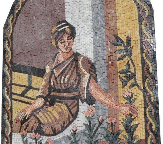 Mozaic artistic din piatra Top mosaic - Poza 6