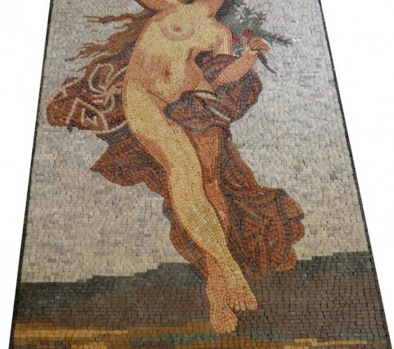 Mozaic artistic din piatra Top mosaic - Poza 7