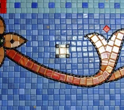 Mozaic artistic din sticla Top mosaic - Poza 3