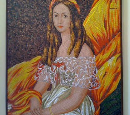 Mozaic artistic din sticla Top mosaic - Poza 5