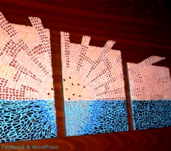 Mozaic artistic din sticla Top mosaic - Poza 11