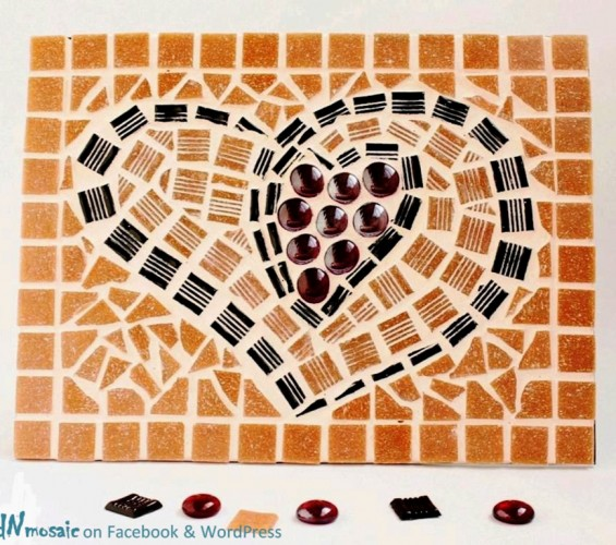 Mozaic artistic din sticla Top mosaic - Poza 15