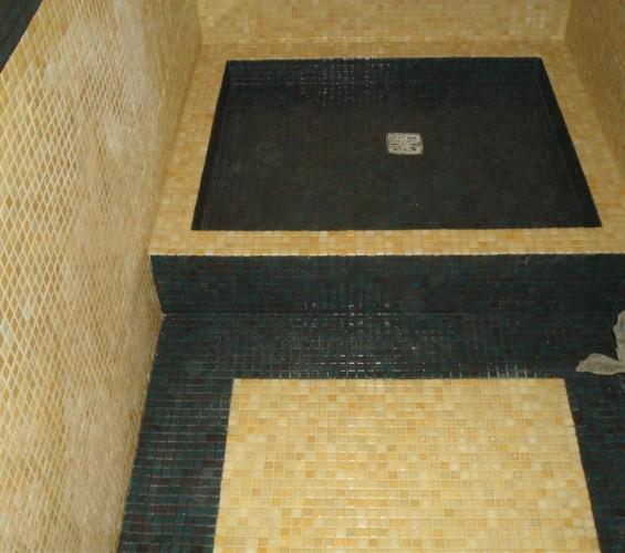 Mozaic baie 30 Top mosaic - Poza 10