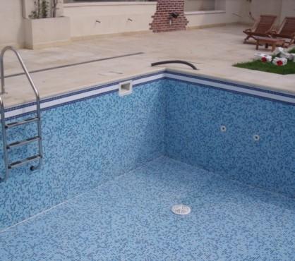 Mozaic piscina 1 Top mosaic - Poza 1