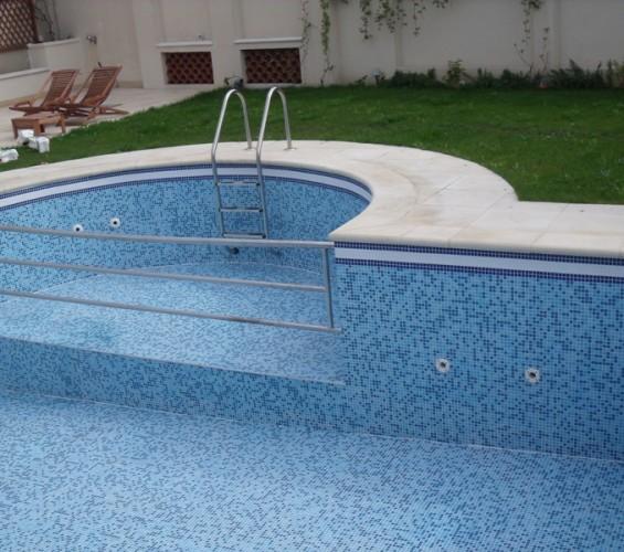 Mozaic piscina 1 Top mosaic - Poza 5