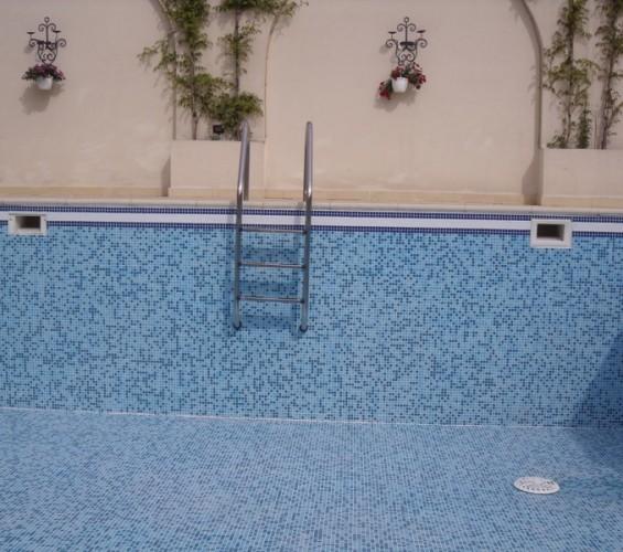 Mozaic piscina 1 Top mosaic - Poza 9